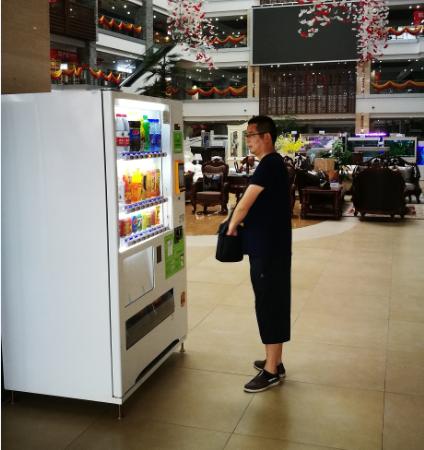 无人自动售货机,自动售卖机,自助贩卖机,无人售货机加盟,自助售卖机